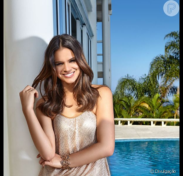 Bruna Marquezine está reservada para a novela 'Lady Marizete'. A informação é da colunista Patricia Kogut, do jornal 'O Globo', de 1º de setembro de 2014
