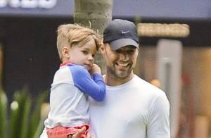 Solteiro, Ricky Martin planeja ter uma menina: 'No próximo ano'
