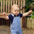 'É uma novidade empolgante. George vai ficar nas nuvens de ter um irmãozinho', afirmou príncipe Harry