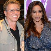 Boninho sugere ex-participantes no 'BBB19' e Anitta opina: 'Manu e Tirso'