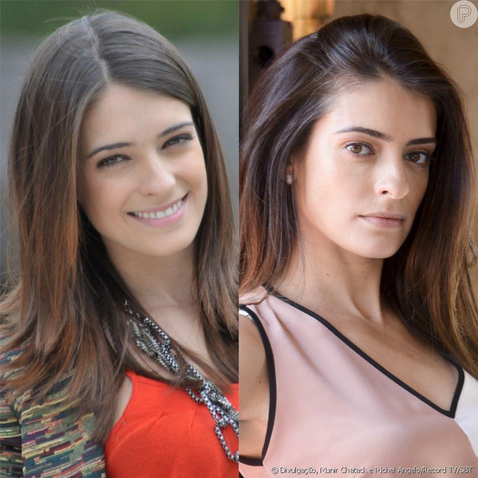 Lisandra Parede integrou o elenco da novela 'Rebelde' como a Débora. Hoje em dia, vive a mesma personagem na novela 'As Aventuras de Poliana'