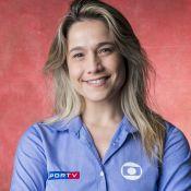 Fernanda Gentil se despede do 'Esporte Espetacular': 'O ciclo está fechado'
