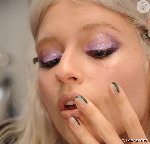 Maquiagem de Réveillon com as cores da moda. Confira as dicas de expert e arrase!