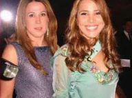 Zilu festeja aniversário de Wanessa Camargo com fotos antigas: 'Minha princesa'
