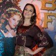 Paolla Oliveira vai à pré-estreia do filme 'A Bela e a Fera' sem a companhia do marido, Joaquim lopes