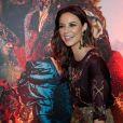 Paolla Oliveira dubla a personagem Bela do filme 'A Bela e a Fera'