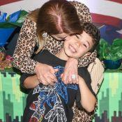 Zilu Camargo exalta o neto José Marcus em seu 7º aniversário: 'Menino carinhoso'
