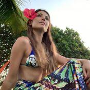 Patricia Poeta volta de Trancoso e faz balanço do réveillon: 'Recarregada'