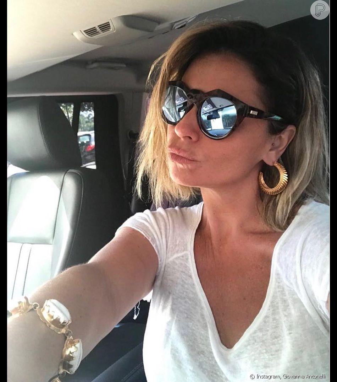 Os óculos com armações grandes são queridinhos de Giovanna Antonelli ... 87a76084b4