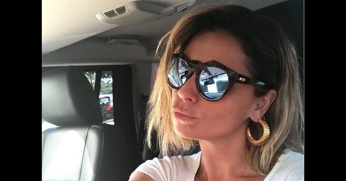 Os óculos com armações grandes são queridinhos de Giovanna Antonelli -  Purepeople e3f8077e68