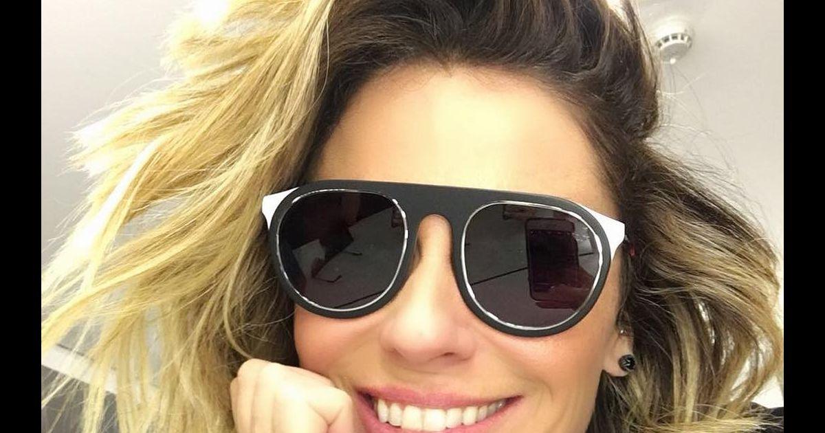 Óculos de sol estilo máscara são os favoritos de Giovanna Antonelli -  Purepeople 3291582dff
