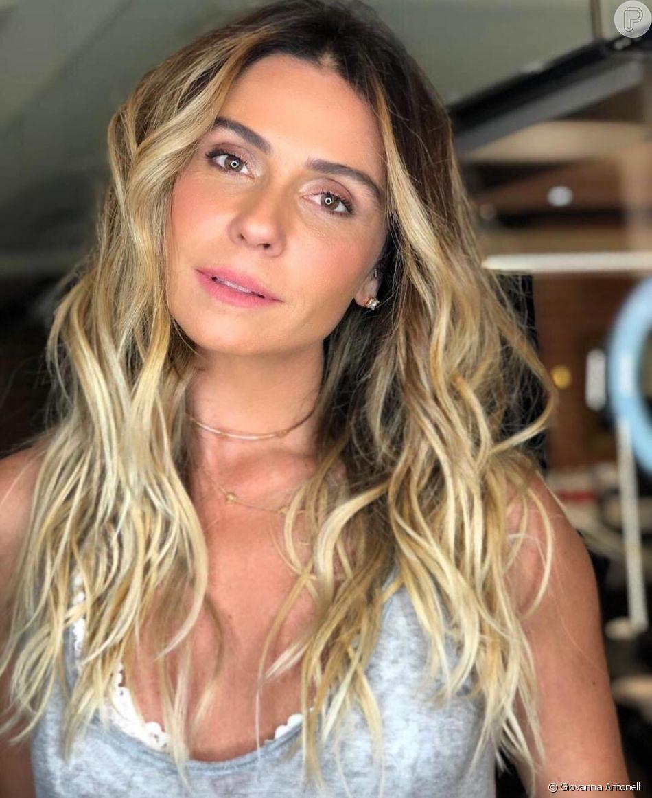 62c0ffdc397 Looks de Giovanna Antonelli  50 fotos para você se inspirar nas ...