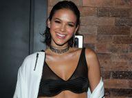 c1c990f7d Bruna Marquezine aposta em hot pants e look transparente em festa de  empresário