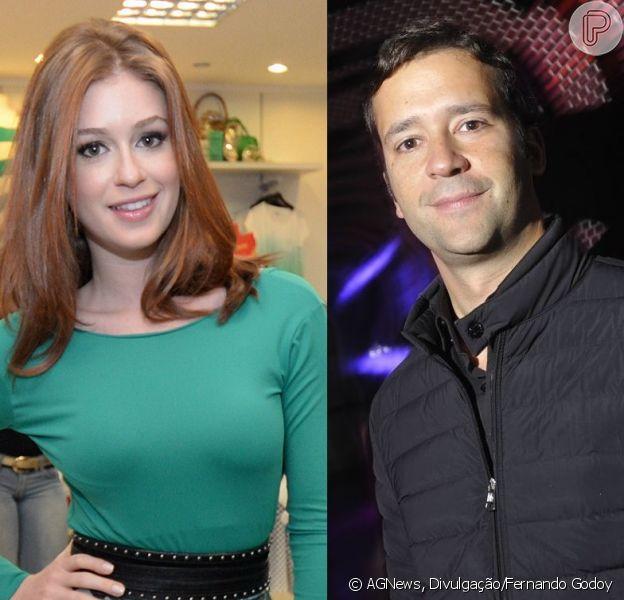 Marina Ruy Barbosa foi pedida em namoro pelo empresário carioca Caio Nabuco. 'Ela é muito feliz', diz uma fonte ao Purepeople
