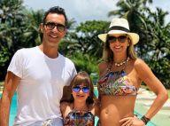 Grávida, Ticiane Pinheiro não quer revelar nome de bebê: 'Tenho medo de enjoar'