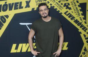Luan Santana anima fãs do Rio de Janeiro em show: 'Cheguei e já senti calor'