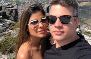 Marido de Munik Nunes afasta rumor de separação: 'Brigamos como qualquer casal'