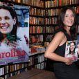 No início de 2014 Carolina Ferraz lançou o livro 'Na Cozinha com Carolina'
