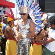 Carlinhos Brown troca Bahia por São Paulo no carnaval e protagoniza bloco infantil Ajayô Kids no dia 3 de março de 2019, às 10h, no Parque Ibirapuera