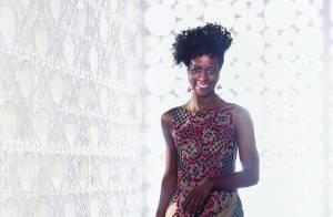 Maju Coutinho no JN! Jornalista é a primeira mulher negra na bancada do jornal