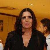 Malu Mader e Fernanda Montenegro vão a lançamento de livro de Nathalia Timberg