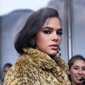Bruna Marquezine é elogiada por Maisa com animal print Miu Miu: 'Não te aguento'