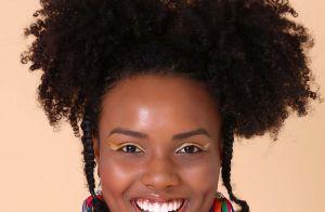 Penteado de Carnaval: aprenda a fazer coque duplo com trança no cabelo cacheado