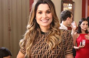 Flávia Alessandra conta segredo para casamento feliz: 'Tempo para namorar'