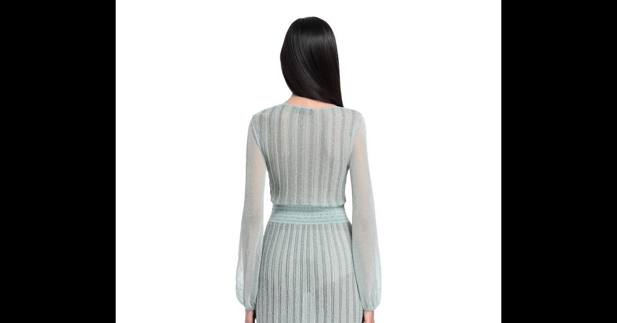 34dca57b7 De comprimento midi, o vestido da Missoni usado por Kate Middleton esgotou  no Brasil - Purepeople