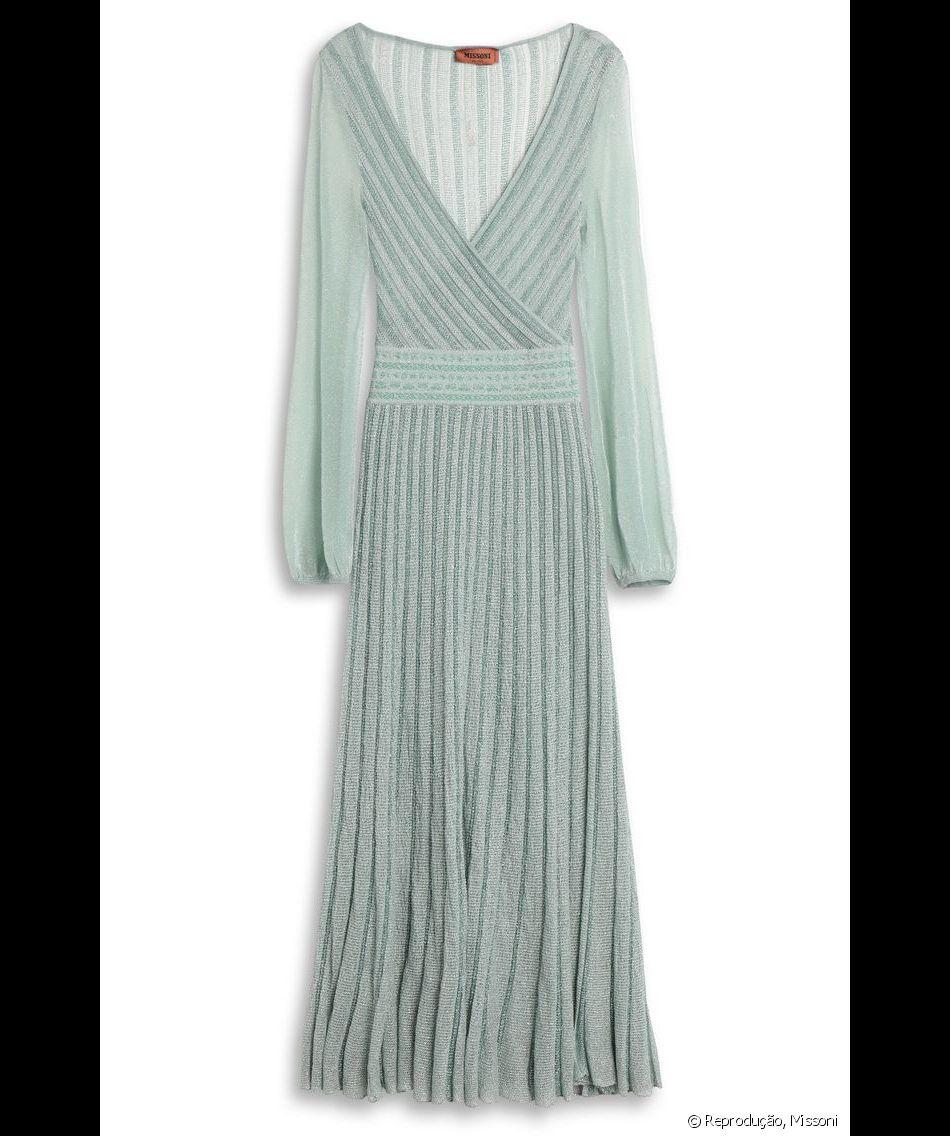 62f0f9b6f O vestido envelope verde claro da Missoni usado por Kate Middleton custou  cerca de R$ 12 mil