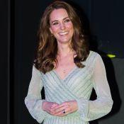 Cinderela! Kate Middleton usa vestido com glitter e peça esgota no Brasil