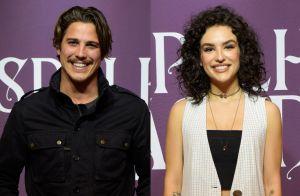 Romulo Neto e Kéfera vivem romance fora da novela 'Espelho da Vida', diz jornal