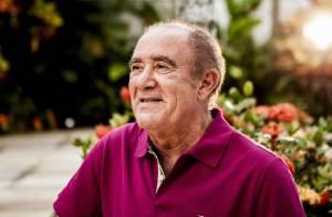 Renato Aragão, aos 79 anos, faz sua estreia no teatro: 'É muito fascinante'