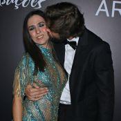 Tatá Werneck homenageia Rafael Vitti após gravidez revelada: 'Meu parceiro'