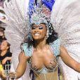 Erika Januza vai desfilar também na Grande Rio no carnaval 2019