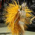 Grazi Massafera gravou a novela 'Bom Sucesso' durante o Carnaval do Rio de Janeiro