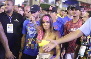 Neymar curte Carnaval do Rio acompanhado de Anitta e Gabriel Medina. Fotos!