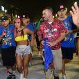 Giovanna Lancellottiavaliou a repercussão do beijo entre Anitta e Neymar durante passagem dos dois pelo Sambódromo: 'S ão duas pessoas públicas'