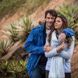 Na novela anterior, 'Em Família', a ninfeta da vez foi Luiza, vivida por Bruna Marquezine