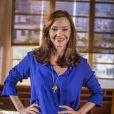Julia Lemmertz completou 51 anos vivendo a última Helena de Manoel Carlos, na novela 'Em Família'