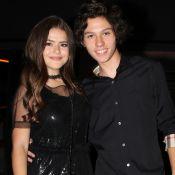 Maisa Silva e namorado fazem desafio de equilíbrio na web: '11ª tentativa'