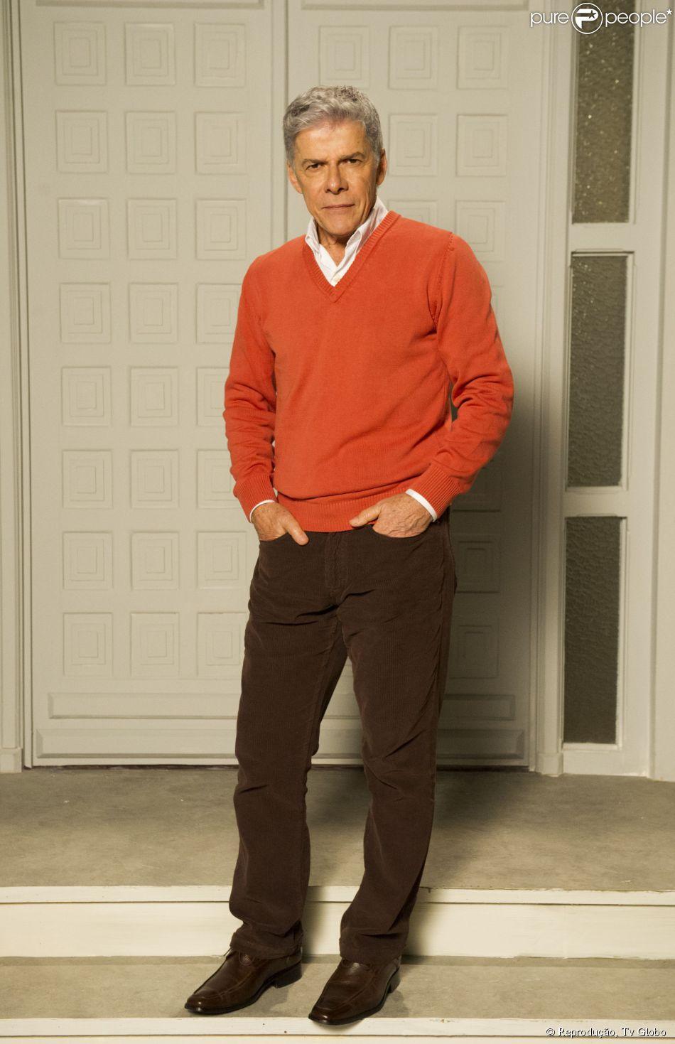 José Mayer completa 65 anos nesta sexta-feira, dia 3 de outubro de 2013