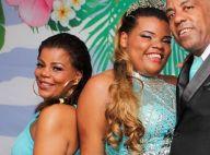 Idênticas! Tati Quebra Barraco é comparada à filha de 15 anos: 'Muito iguais'
