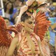Juliana Paes desfilou por dois carnavais na Grande Rio: 'Fui acarinhada, paparicada, amada, recebi muitas demonstrações de afeto por todos ali!'