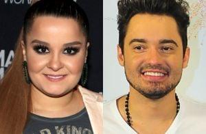 Namorando, Maiara e Fernando Zor trocam beijos em show e fãs shippam: 'Maifer'
