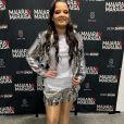 Maiara ganhou uma declaração de Fernando Zor na rede social do cantor