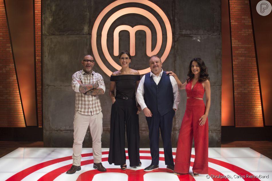 O 'MasterChef Brasil' estreou sua sexta temporada sendo exibido pela primeira vez no domingo (24).