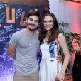 Juliana Paiva e Nicolas Prattes decidiram colocar um ponto final no namoro