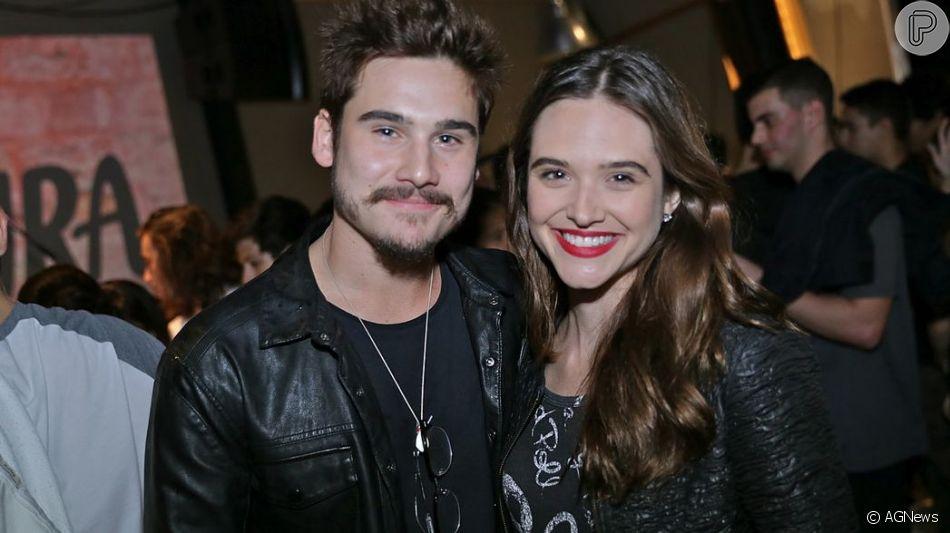 Fim de namoro! Juliana Paiva e Nicolas Prattes rompem relação, diz jornal nesta segunda-feira, dia 25 de março de 2019