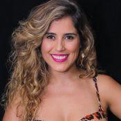 Grávida de Joaquim, Camilla Camargo sai de teatro por desejo de comer palmito